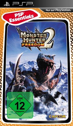 Monster Hunter: Freedom 2 Essentials [Edizione: Germania]