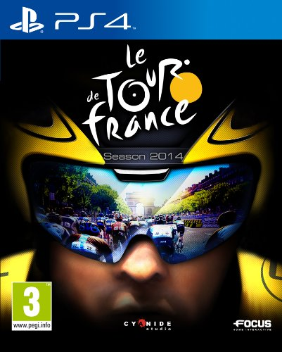 Tour De France 2014 (Playstation 4) [Edizione: Regno Unito]