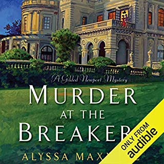 Murder at the Breakers audiobook cover art