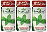Sweet Leaf Stevia Plus Powder, 4 Ounce - 3 per case.