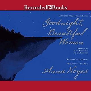 Goodnight, Beautiful Women audiobook cover art