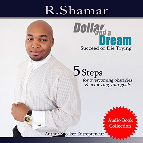 Dollar and a Dream audiobook cover art