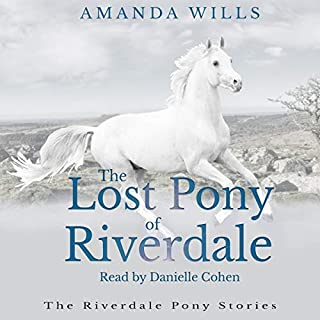 The Lost Pony of Riverdale cover art