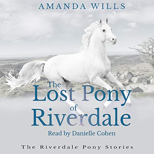 Couverture de The Lost Pony of Riverdale