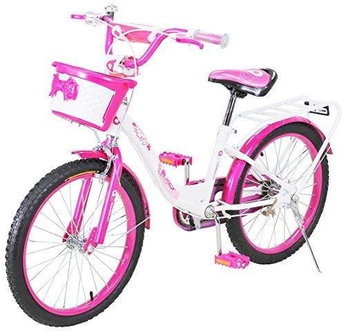 Actionbikes Kinderfahrrad - 12/16 / 20 Zoll - V-Break Bremse vorne - Stützräder - Luftbereifung - Ab 2-9 Jahren - Jungen & Mädchen - Kinder Fahrrad - Laufrad - BMX - Kinderrad (Daisy 20 Zoll)