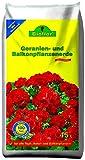 Bioflor® Geranien und Balkonpflanzenerde Geranienerde 45 Liter