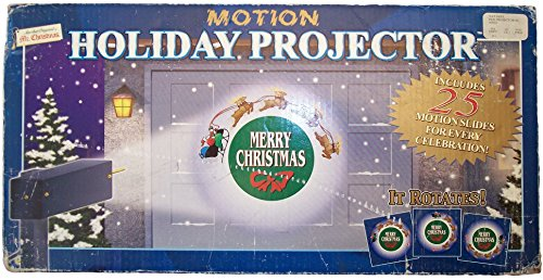 Mr. Christmas Motion Holiday Projector
