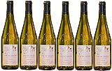 Vin de Savoie blanc sec jacquère, 2019 AOP Récoltant, 6 bouteilles de 75cl.