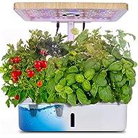 Moistenland Hydroponics Indoor Herb Garden Starter Kit