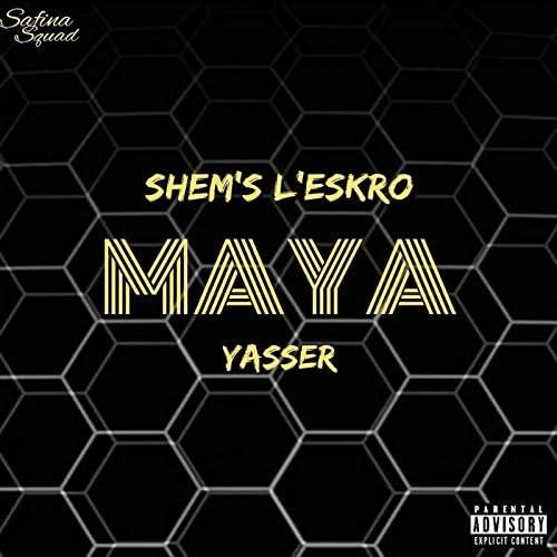 Shem's l'eskro feat. Yasser