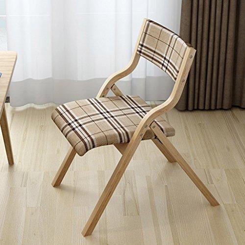 Taburete pequeño para té con reposapiés Sillas de comedor de silla de comedor de madera maciza retro simple silla de ocio moderno para discutir la silla de nuevo escritorio creativo y silla Cambio de
