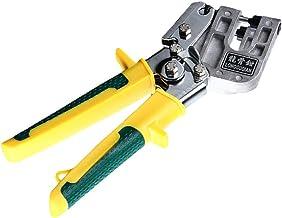 ULTECHNOVO Monteringstång stålbultar böjtång klämnyckel hållås ram pressor handverktyg tak monteringstång för butiken hemma