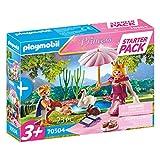 PLAYMOBIL Princess 70504 Starter Pack Princesa set adicional, Para niños a partir de 3 años