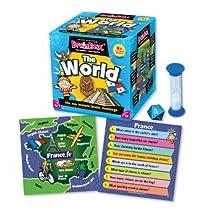 ブレインボックス 英語 カードゲーム 世界編 90001