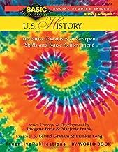 U.S. History BASIC/Not Boring 6-8+: Inventive Exercises to Sharpen Skills and Raise Achievement