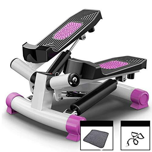 NA Indoor Radfahren Übung Bike Tragbare Mini Stepper Beine Arm mit Multifunktions Display Home Stepper mit Einstellbaren Widerstand Band
