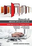 Manuale di medicina legale...
