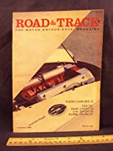 1958 58 November ROAD and TRACK Magazine, Volume 10 Number # 3 (Features: Road Test On Fiat Abarth Zagato, Ford Taunus, Alken - VW, & Twin Cam MG - A)