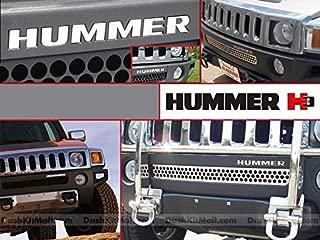 Best hummer h3 stickers Reviews