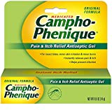 Campho-Phenique Antiseptic Gel, 0.5 oz (Pack of 4)