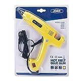 Hot Glue Gun with on/Off Switch, SUPERIORFE 300 Watt Professional High Temperature Rapid Heating Melt Glue Gun with 20 Pcs Premium Glue Sticks