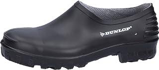 Dunlop 814P PLASTIC KLOMP ZWART 44 - Zuecos unisex, Negro (Negro(Zwart) 00)