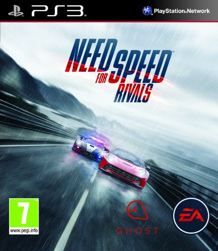 NEW & SEALED! Need for Speed Rivals Limited Edition Sony Playstation 3 PS3 Game