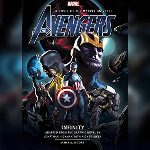 Avengers: Infinity cover art