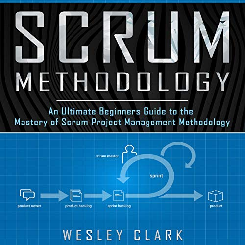 Scrum Methodology audiobook cover art