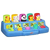 Playskool Poppin' Pals Pop-up Activity Toy for Babies and Toddlers Ages 9 Months and Up (Amaz…