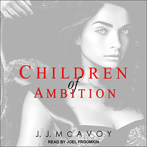 Children of Ambition audiobook cover art