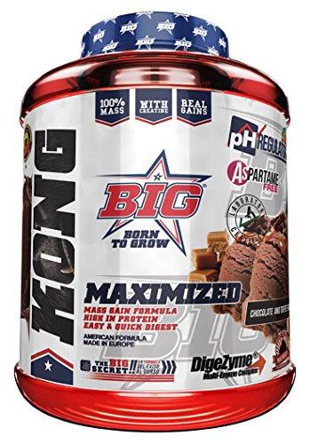 BIG Kong Gainer Proteínas - 3000 gr