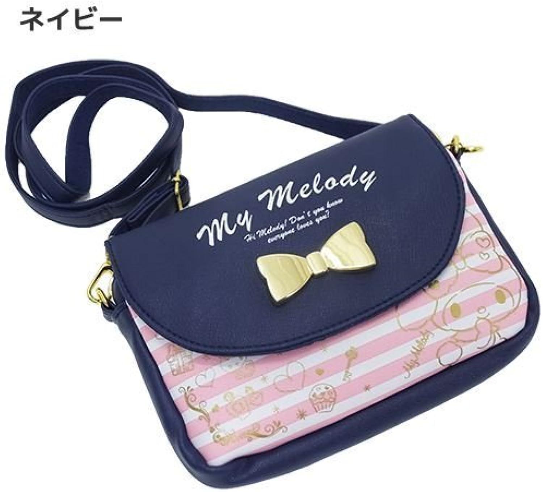 K Company Sanrio My Melody Mini Shoulder Bag Navy bluee CMS1MYNV