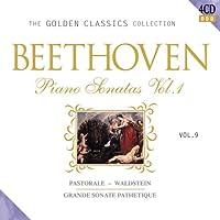 The Golden Classics Series : Beethoven: Piano Sonatas /Vol.1
