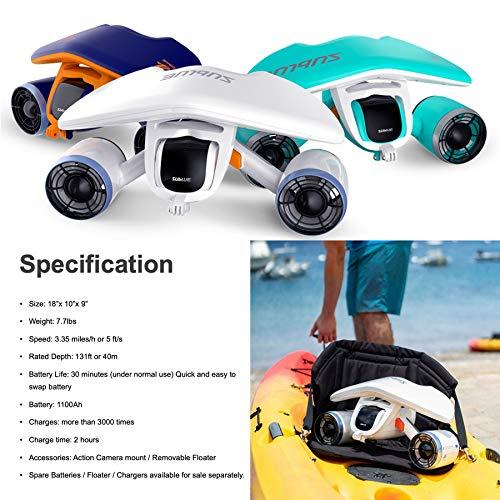 Unterwasser-Scooter Sublue Elektrischer Seabob kaufen  Bild 1*