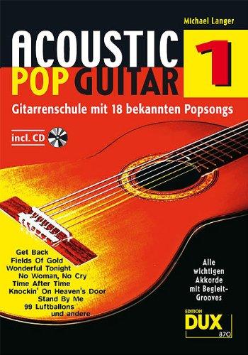 Ancora Acoustic Pop Gitaar/CD, Michael