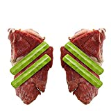 Sous Vide Weights (2 pack/4pack) Reduce Food Risk Keep Sous Vide Bags Submerged | Upgrade...