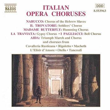 Italian Opera Choruses