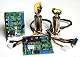 Analizzatore ad alta velocità del galvanometro di CO2 di GOWE per la macchina della marcatura del laser
