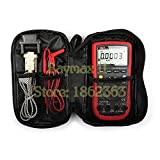 DORLIONA UNI-T UT61E 22000 Counts High Accuracy AC/DC T-RMS Digital Multimeter for Ohm, Capacitance Measurement with Carrying Bag