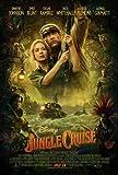 Jungle Cruise – Dwayne Johnson – U.S Wall Poster Print