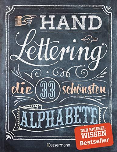Die 33 schönsten Alphabete mit Rahmen, Ornamenten und Bordüren