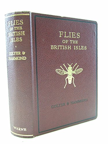 Flies of the British Isles, (The Wayside and woodland series)