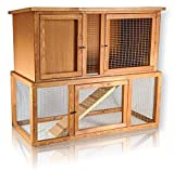 Orpington Rabbit Guinea Pig Chinchilla Hutch & Run Fully Assembled