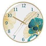 zunruishop decoración Reloj de Pared del Estilo del Reloj del...
