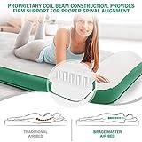 Zoom IMG-2 brace master materasso gonfiabile singolo