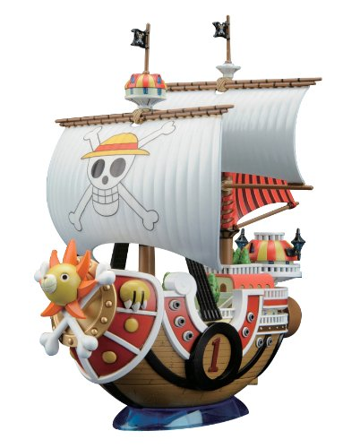 Bandai Hobby Thousand Sunny Model Ship « d'Une pièce » – Collection Grand Ship