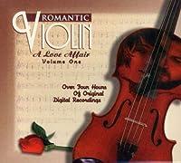 Romantic Violin: Love Affair by VARIOUS ARTISTS (1988-08-01)