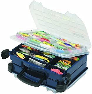 Plano Double Cover Two Sided Tackle Organizer, Premium Tackle Storage