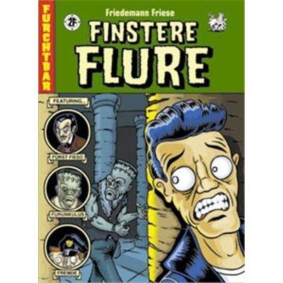 2F-Spiele 8014 Finstere Flure - Juego de Mesa [Importado de